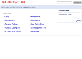 Russianbare family websites and posts on russianbare family