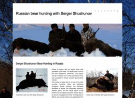 russianbearhunt.com