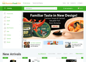 russianfooddirect.com