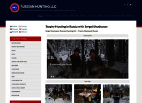 russianhunting.com