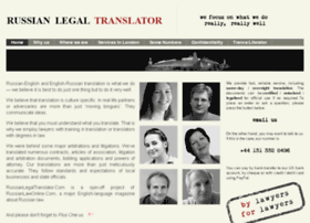 russianlegaltranslator.com