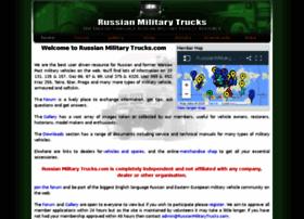 russianmilitarytrucks.com