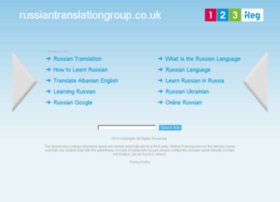 russiantranslationgroup.co.uk
