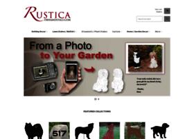 rusticaornamentals.com