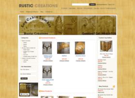 rusticcreationsonline.com