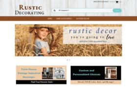 rusticdecorating.com