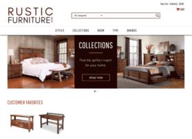 rusticfurniture.com