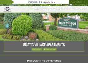rusticvillageapartments.com