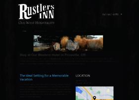 rustlersinn.com