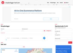 ruteplanlegger-kart.com