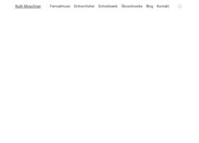 ruth-moschner.com