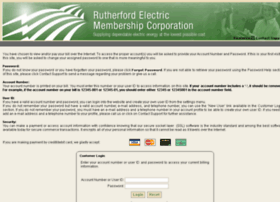Rutherfordbillpay.remc.com