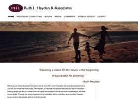 ruthhayden.com