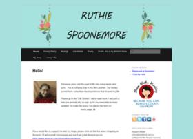 ruthiespoonemore.com
