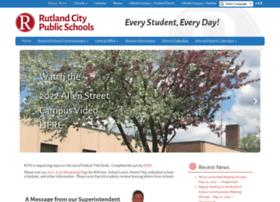 rutlandcitypublicschools.org