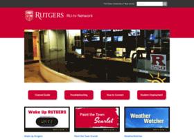 rutv.rutgers.edu