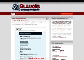 ruwais.info