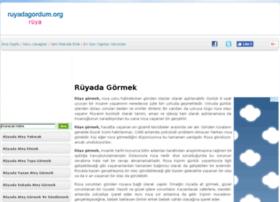 ruyadasilahgormek.com