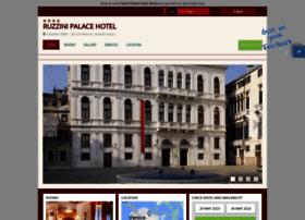 ruzzinipalace.hotelinvenice.com