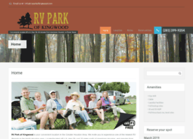 rvparkofkingwood.com