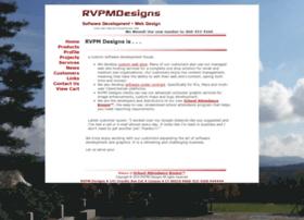 rvpmdesigns.com