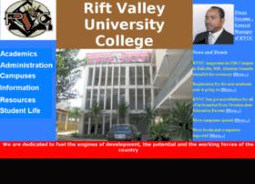 rvuc.edu.et