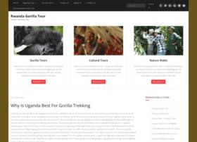rwandagorillatour.com