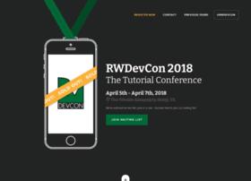 rwdevcon.com