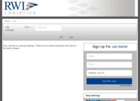 rwilogistics.applicantpool.com