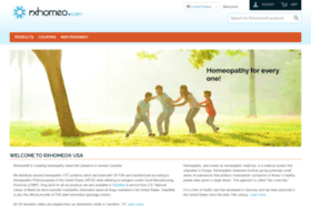rxhomeo.com