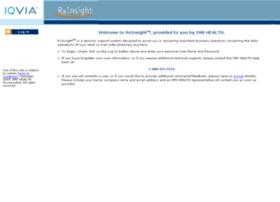 rxinsight.imshealth.com