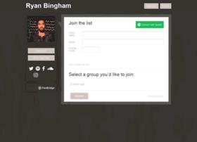 ryanbingham.fanbridge.com