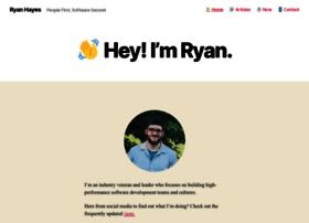 ryanhayes.net