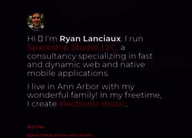 ryanlanciaux.com