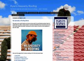 ryansheavenlyroofing.blogspot.com