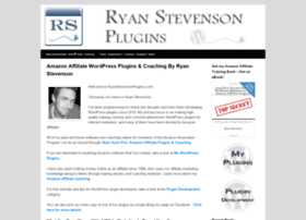 ryanstevensonplugins.com