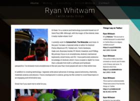 ryanwhitwam.com