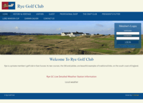 ryegolfclub.co.uk