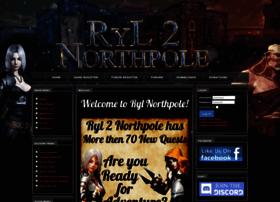 ryl2northpole.com