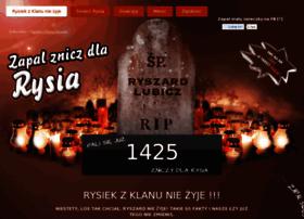 rysiekniezyje.pl