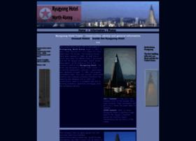 ryugyonghotel.com