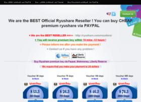 ryusharereseller.com