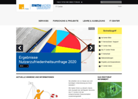 rz.rwth-aachen.de