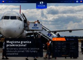 rzeszowairport.pl