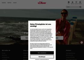 s.oliver.de