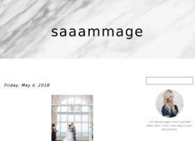saaammage.com