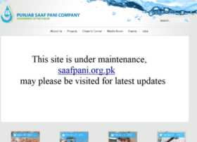 saafpani.punjab.gov.pk