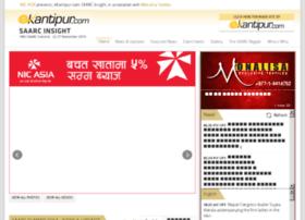 saarc2014.ekantipur.com