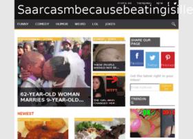saarcasmbecausebeatingisillegal.com