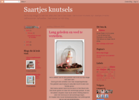 saartjesknutsels.blogspot.com